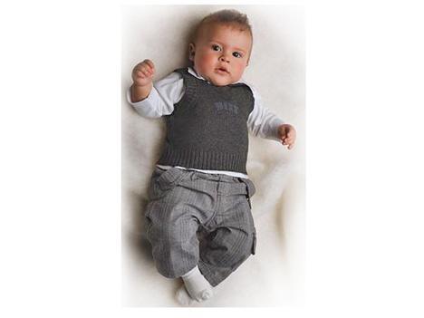 86948047802c Módnym hitom sú však pánske nohavice pre bábätká. Bývajú väčšinou  zateplené
